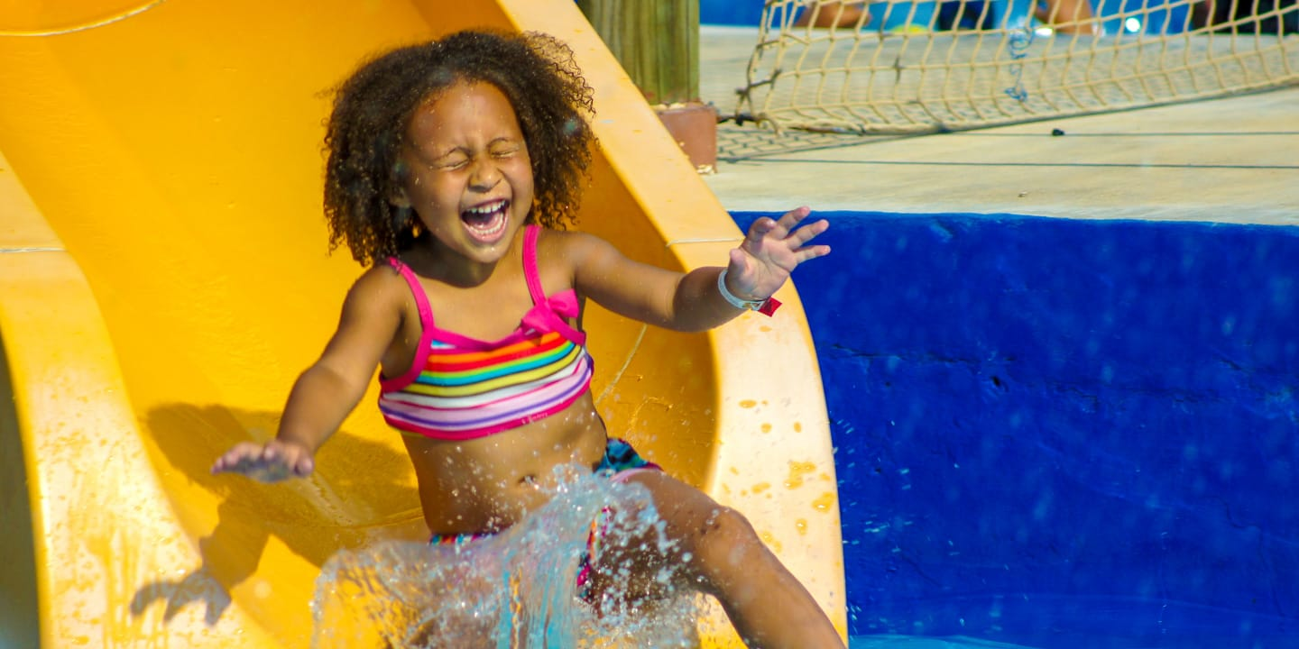 Texas Waterpark - Splashway in Sheridan, TX