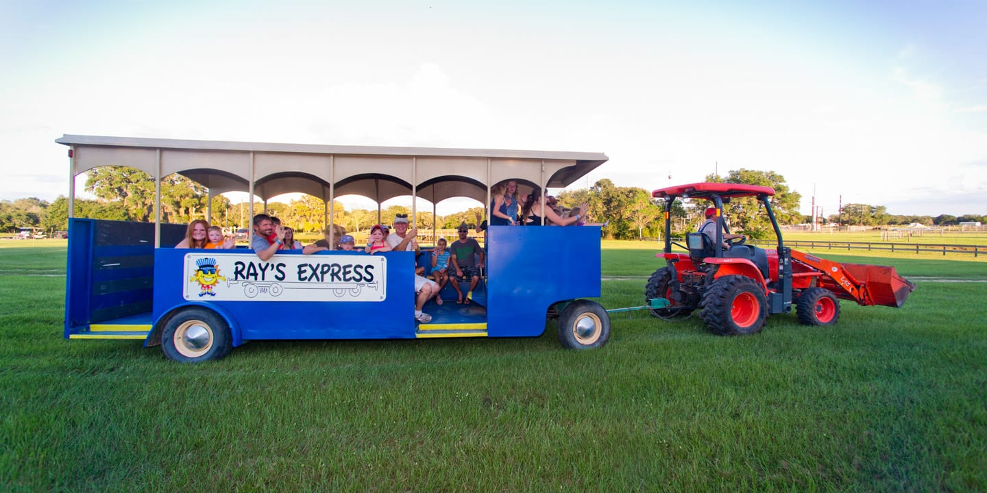 Ray's Express - Splashway Waterpark & Campground in Texas