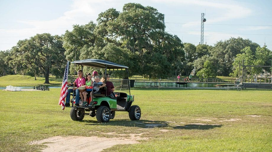Splashway Golf Cart Rental