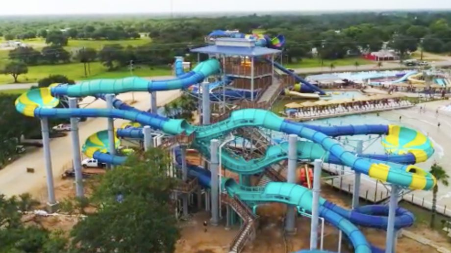 World S First Dueling Hybrid Water Coaster At Texas Waterpark